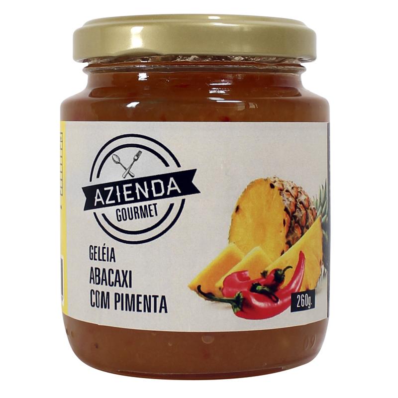 Azienda Gourmet Geleia de Abacaxi com Pimenta 2