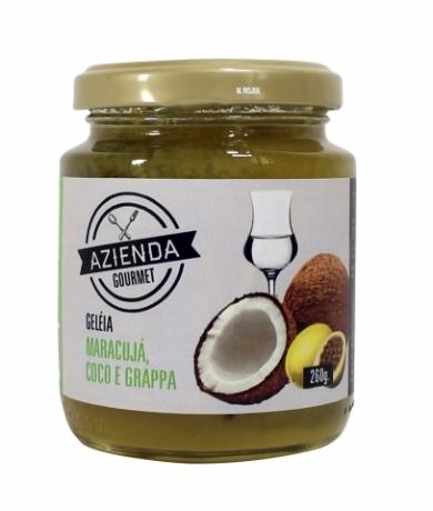 Azienda Gourmet Geleia de Côco