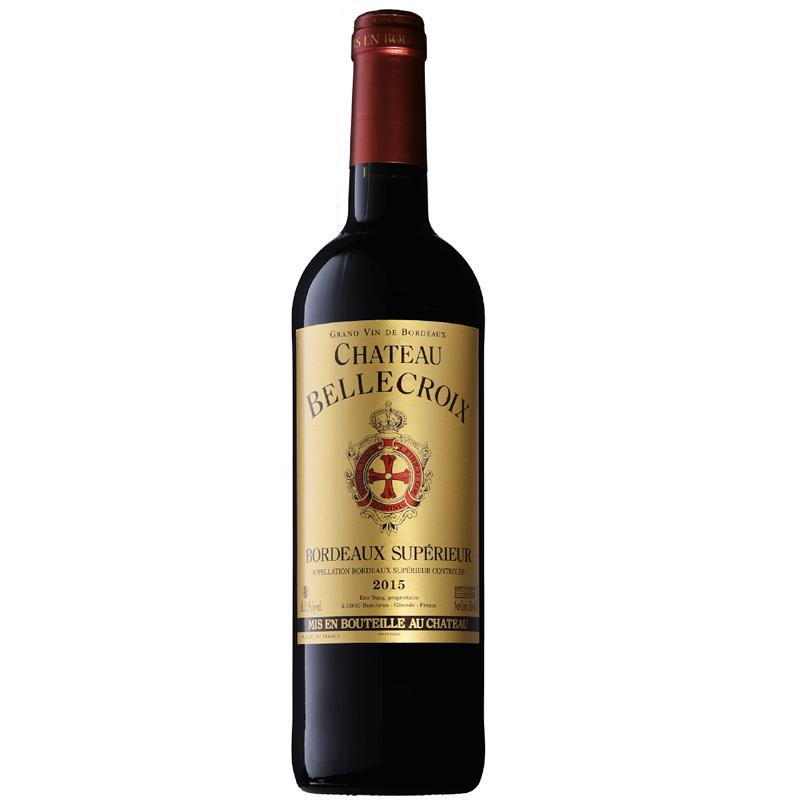 Bordeaux Tradition Bordeaux Supérieur Château Belle Croix 1