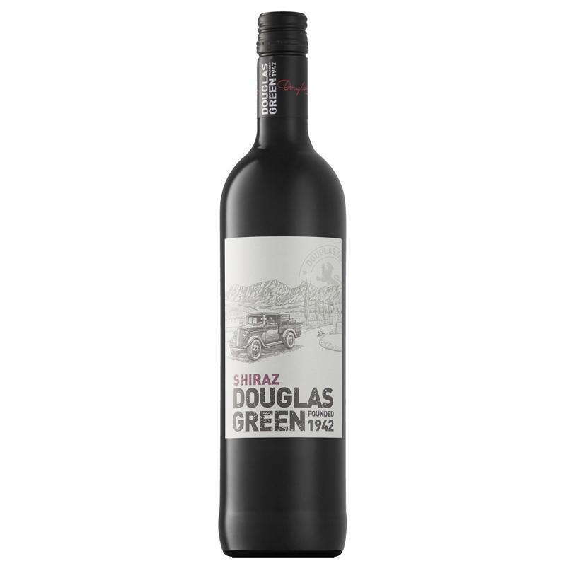 Douglas Green Pinotage 2015 1