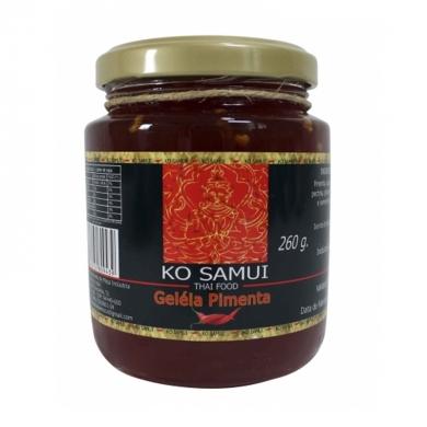 Geleia de Pimenta Ko Samui 1