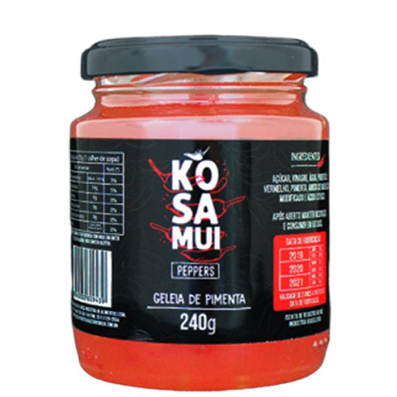 Geleia de Pimenta Ko Samui 6