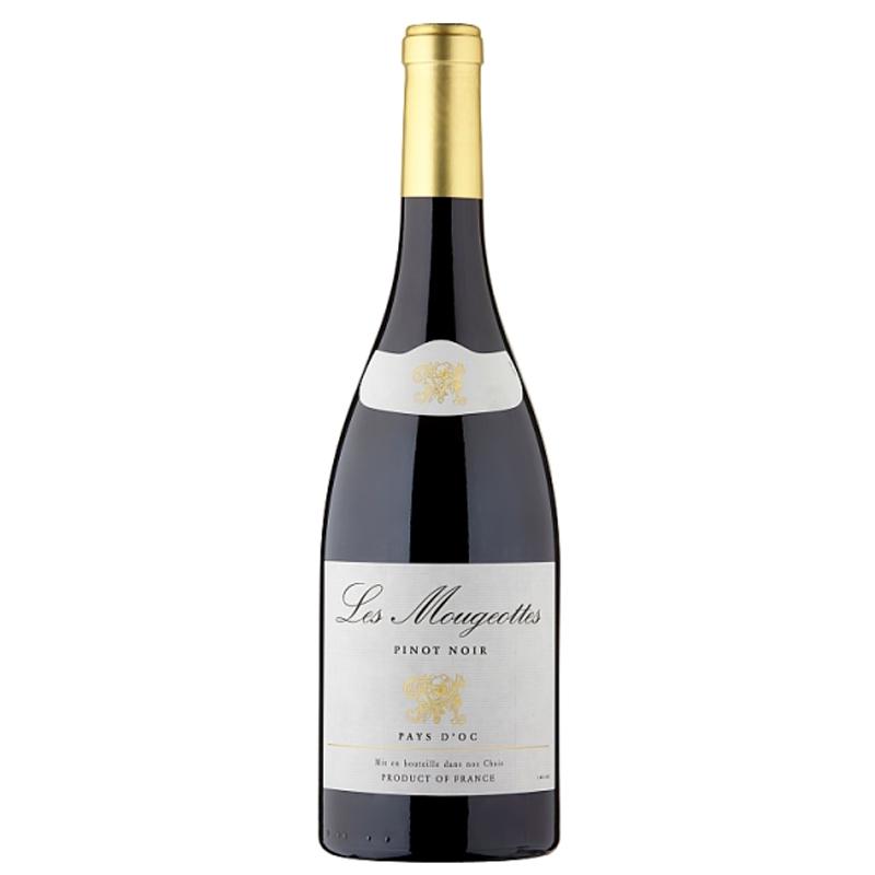 Les Mougeottes Pinot Noir 2014 1