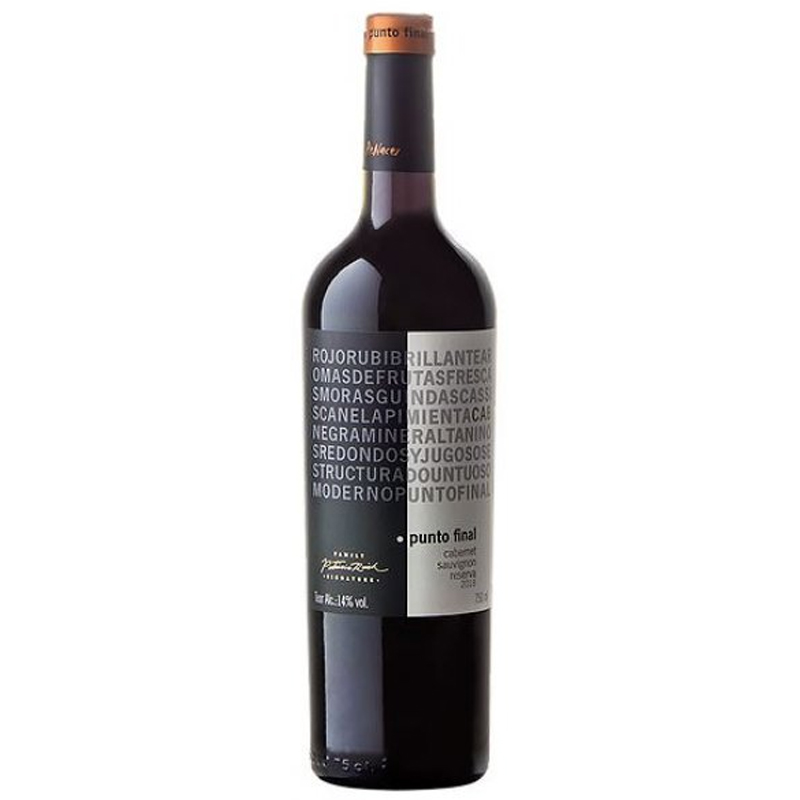 Punto Final Family Signature Reserva Malbec