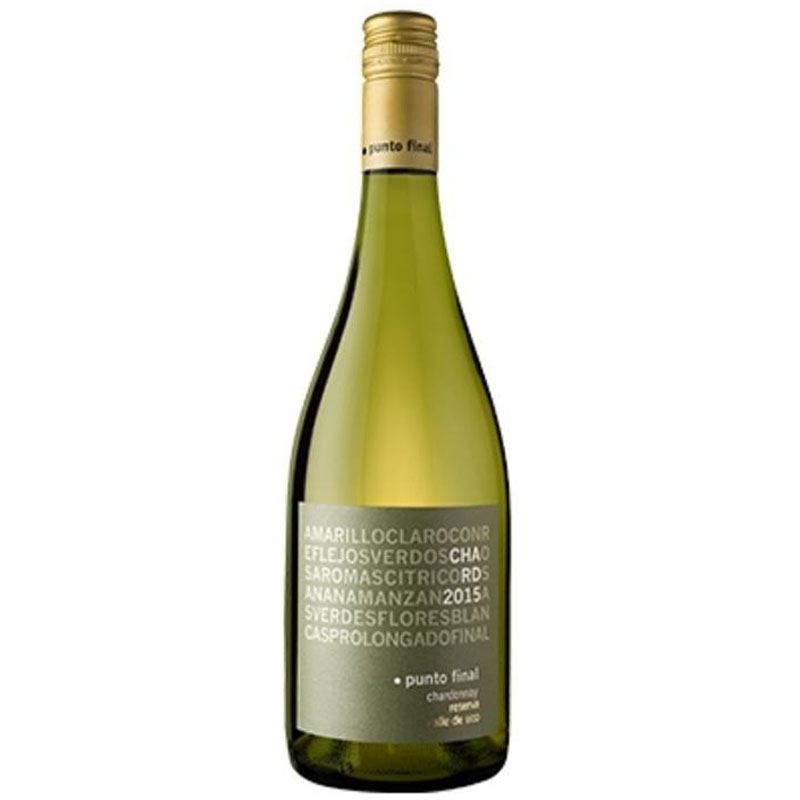 Punto Final Reserva Chardonnay 1