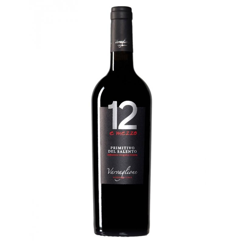 Varvaglione Primitivo Del Salento 12 e Mezzo IGP 1