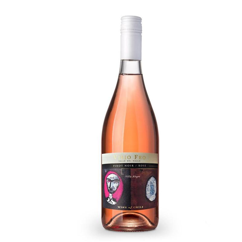 Viejo Feo Pinot Noir Rose 2017 1