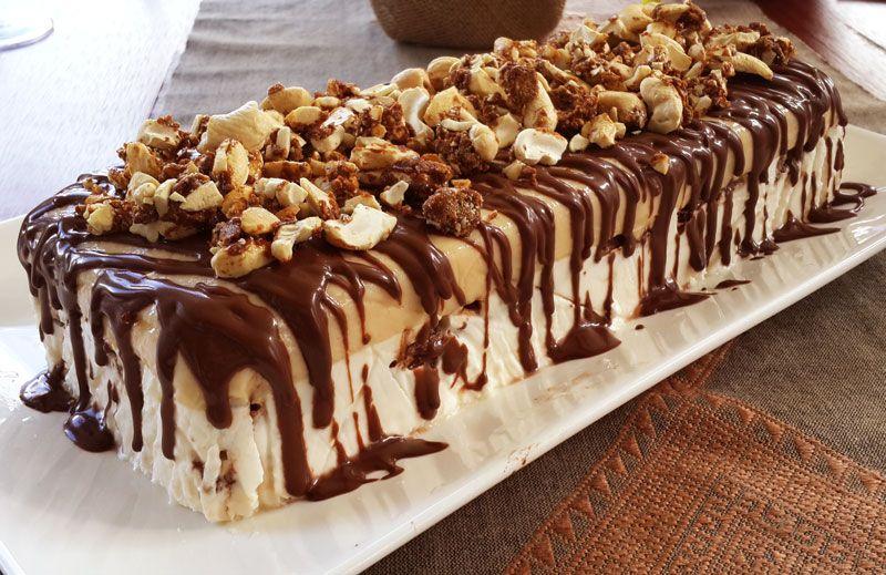 Cassata de Chocolate
