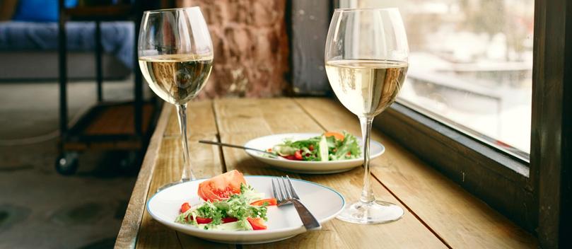 Comida vegana e vinho: dicas de harmonização
